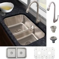 Smart Divide Sinks Stainless Steel Shapeyourminds Com