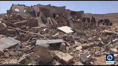 VIDEO: At least six women killed in Saudi airstrike targeting funeral in Sana'a