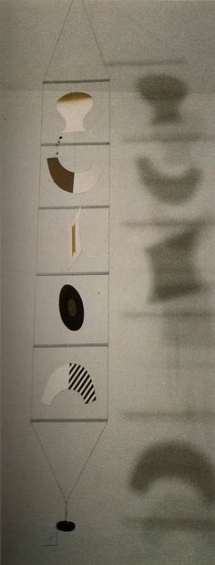 Bruno Munari – Machine inutile, 1934