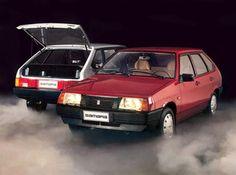 Lada Samara 5-door '1988–93
