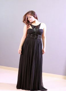eLegaNt BlaCk Gown BLOg