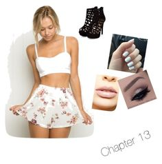 """""""Chapter 13"""" by caniffs-queens on Polyvore featuring LASplash, women's clothing, women's fashion, women, female, woman, misses and juniors"""