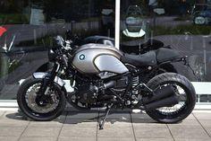 R nineT Rizoma Edition - BMW Martin Custom Bmw, Custom Bikes, Cool Motorcycles, Vintage Motorcycles, Retro Cafe, Nine T, Bmw Boxer, Cafe Racing, Cafe Racer Bikes