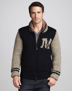 676be6a2375d 30 Best Vintage varsity knits images | Knits, Knitting supplies ...
