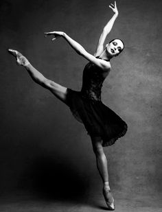Diana Vishneva (born July 13, 1976) is a prima ballerina with both the Mariinsky Ballet (formerly the Kirov Ballet) in Russia, and American Ballet Theatre in the United States. Photo Patrick Demarchelier