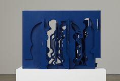 Anna Parkina  Cockleshell Garage 'Rakushka', 2010  Plywood, acrylic paint, acrylic varnish, glue