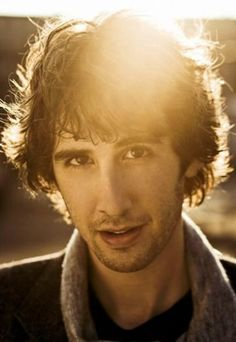 Josh Groban. Seriously I'm in love with him.