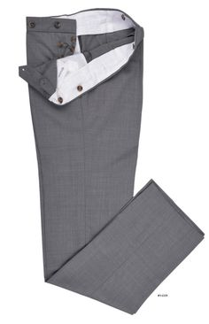 http://chicerman.com  luxirecustom:  Luxire dress pants constructed in Wool Rich Grey  Consists of standard extended closure with side metal adjusters and button fly.  #menshoes