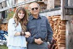Terence Hill Un Passo Dal Cielo backstage