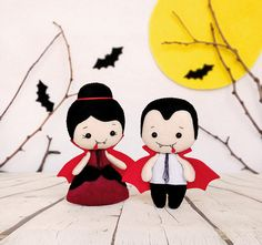 Personalised Gift For Her Halloween Decor Dracula Vampire
