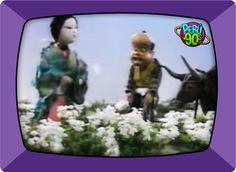 Teatro De Marionetas (El Comerciante y la Bruja de la Montaña)