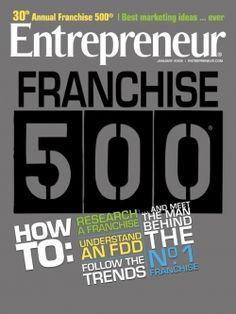 January 2009 issue of Entrepreneur Magazine. Read the stories here: http://www.entrepreneur.com/entrepreneurmagazine/2009/01