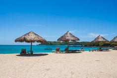 Tanjung Aan the best beach on Lombok