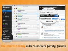 Producteev : Tasks and project organizer