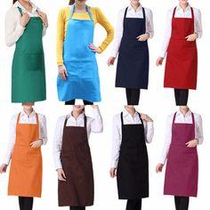 Nuevo Peso Ligero de Poliéster de Moda Delantal de la Cocina para La Señora