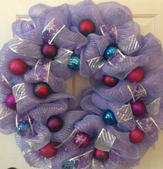 Cotton Candy Christmas by 5thRowSouth on Etsy