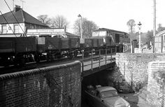 The old subway at Radstock