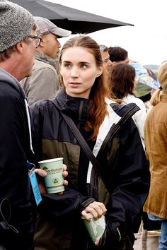 Rooney Mara attends the Patron's Brunch at the 2015 Telluride Film Festival on September 4, 2015 in Telluride, Colorado.