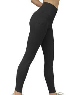 zerocoast Women's High Waist Yoga Pants with Pockets Yoga Pants With Pockets, Fashion Brands, High Waist, Black Jeans, Topshop, Leggings, Amazon, Stylish, Link