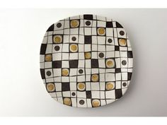 A 1960s Midwinter Pottery Designed By Jessie Tait, Homespun' Pattern