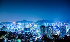 Seoul by Martin Streichardt on 500px