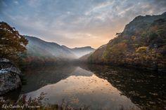 Korea in Autumn by LifeOutsideofTexas.com