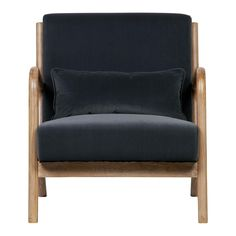 Woood Mark Fauteuil Lounge, Style Vintage, Love Seat, Accent Chairs, Armchair, Living Room, Furniture, Home Decor, Place