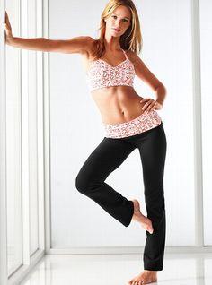 Foldover Pant - Victoria's Secret Sport® - Victoria's Secret... want these pants