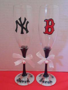 Wedding Toast Glasses