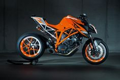 KTM 1290 Superduke 2014 Prototype. Uncle Ray will look even more awesome on this beast.
