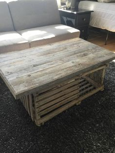 lobster trap coffee table Projects Pinterest