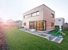 Häuser aus Holz baut der Buchner aus #Holzhäuser - http://www.holzhaus-buchner.at/