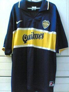 Boca Juniors Home football shirt 1996 - 1997