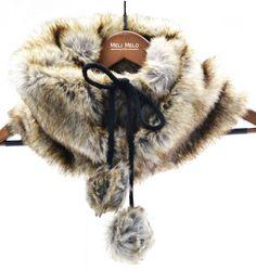 """Capa """"Special synthetic fur"""" - Meli Melo - Paris"""