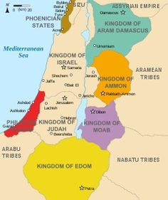 Kingdoms around Israel 830 map - Moab - Wikipedia, the free encyclopedia Religion, Palestine, Image Jesus, Israel Today, Bible Mapping, 12 Tribes Of Israel, Phoenician, Old Testament, Historical Maps