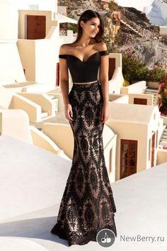Вечерние платья Crystal Design весна-лето 2017