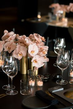 orchid wedding centerpieces wedding flowers - Page 21 of 101 - Wedding Flowers & Bouquet Ideas Floral Wedding, Diy Wedding, Wedding Colors, Wedding Styles, Wedding Flowers, Hotel Wedding, Wedding Ideas, Wedding Reception, Orchid Wedding Theme
