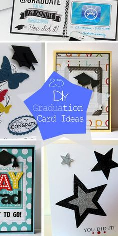 DIY Graduation Card Ideas!