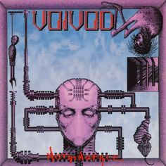 Voivod ‎– Nothingface