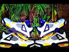 Authentic Air Jordan IV Marquette Oregon + on foot Review From Postkicks...