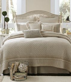 Noble Excellence Villa Adrienne Quilt Collection at Dillard's