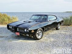 68 Pontiac GTO Judge