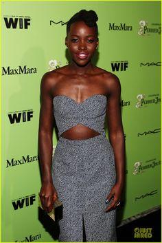 Lupita Nyong'o at Women In Film Pre-Oscar Party