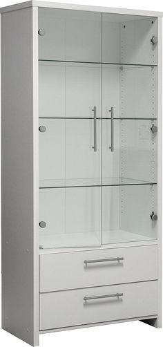 Vitriini Kenno | Uuttakotiin.fi Lockers, Locker Storage, Dresser, Cabinet, Furniture, Home Decor, Clothes Stand, Powder Room, Decoration Home