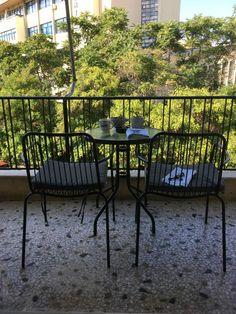 19.6.2018 Πρωινό στο μπαλκόνι!