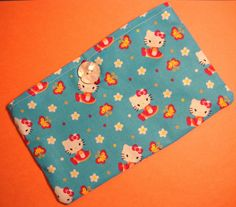 Handmade Hello Kitty Knick Knack Sack by AnnieAndAnnie on Etsy, $7.00
