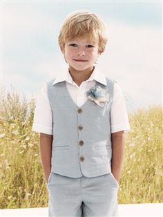 Ring bearer look Wedding Outfit For Boys, Wedding With Kids, Wedding Attire, Costume Garçon, Ring Bearer Outfit, Page Boy, Groom Attire, Bridal Lace, Boy Fashion