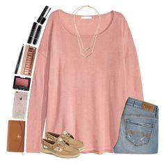 Untitled #1685 by southernstruttin on Polyvore featuring polyvore, fashion, style, H&M, Abercrombie & Fitch, Sperry, Tory Burch, Forever 21, Christian Dior, NARS Cosmetics, Marc Jacobs, MAC Cosmetics and clothing