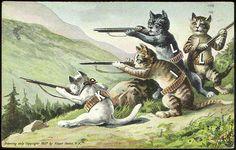 Kill, Pussycat, kill! 1907