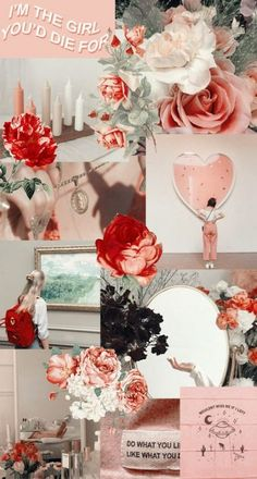 VISIT FOR MORE baby pink red mint green aesthetic mood board background wallpaper Homescreen Wallpaper, Room Wallpaper, Tumblr Wallpaper, Pink Wallpaper, Mint Green Aesthetic, Aesthetic Colors, Aesthetic Collage, Aesthetic Pastel Wallpaper, Aesthetic Backgrounds